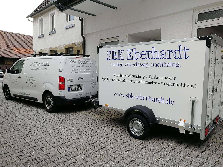 SBK Eberhardt im Einsatz